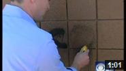 News Clip Anti-Graffiti CBS Channel 5 Arizona Hydro Poly Coating System Coverage
