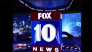 News Clip Anti-Graffiti FOX Channel 10 Arizona Hydro Poly Coating System Coverage