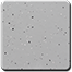 Granite Silver Gray 1/8 Medium Spread